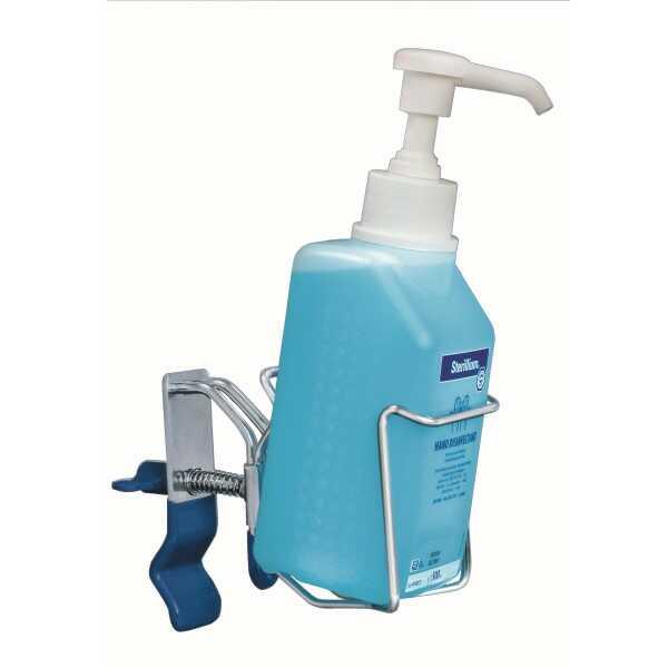 Zeep/desinfectie dispenser 3 flex, voor Sterillium® binnen handbereik